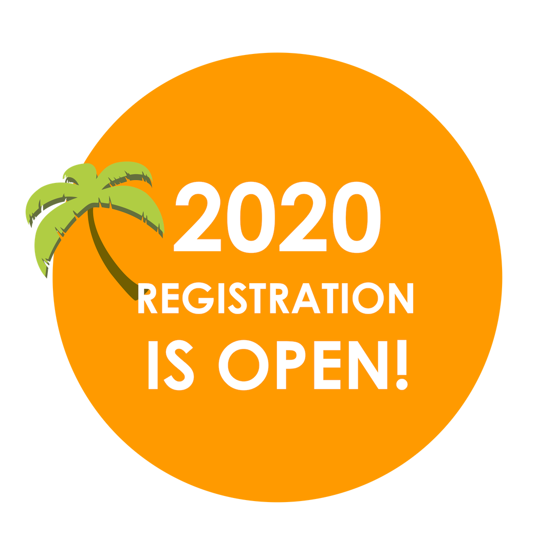 2020 REGISTRATION now open button