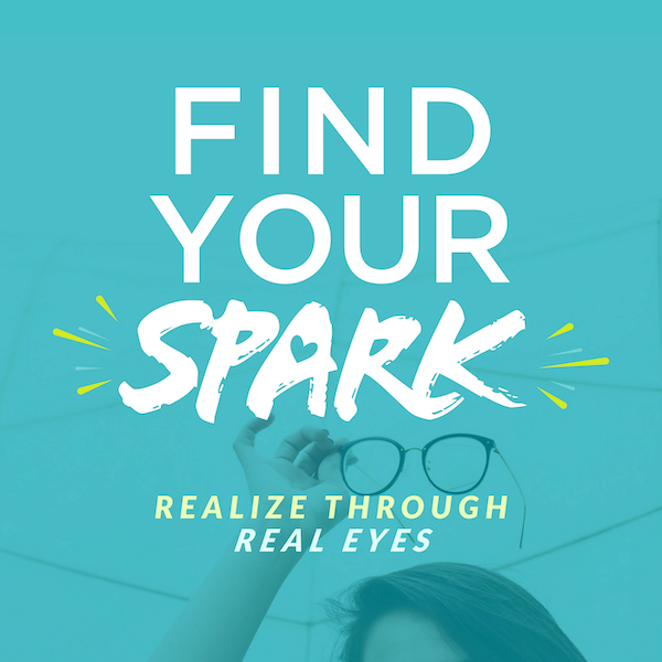 Find Your Spark podcast cover Brooke Wheeldon Reece