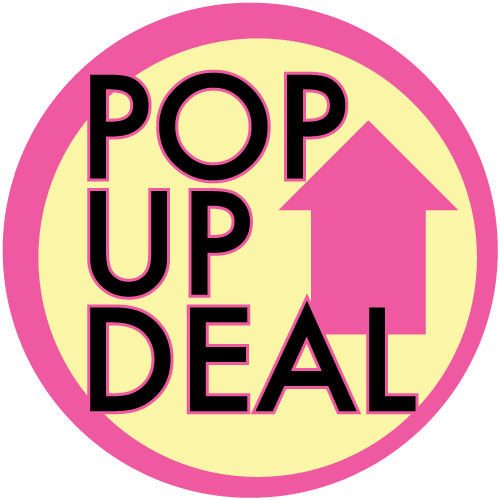 Pop Up Deals Logo