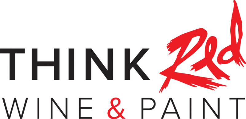 Think Red Wine and Pain Logo