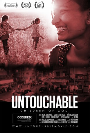 Untouchable Children of God film poster