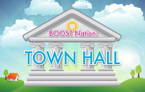 BOOST Nation Logo