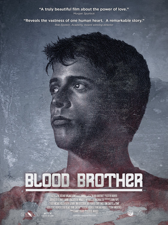 BloodBrother-Poster