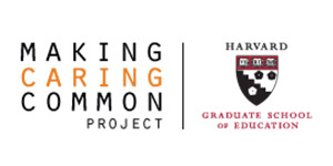 Making Caring Common Harvard logo